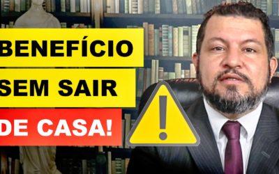 COMO PEDIR BENEFÍCIOS SEM SAIR DE CASA (INSS)