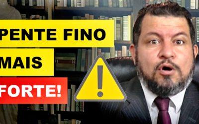 O PENTE FINO VIRÁ MAIS FORTE, FIQUE ATENTO!  (INSS)