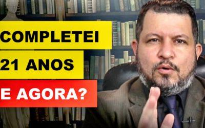 PENSÃO APÓS 21 ANOS!